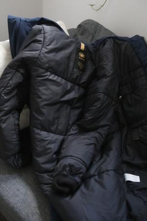comment nettoyer son manteau d'hiver
